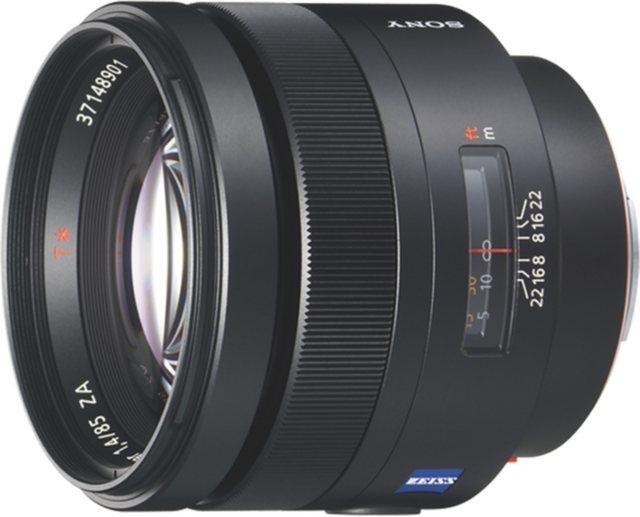Objektive - Sony Objektiv »Vollformat Objektiv mit 85 mm Festbrennweite F1.4«  - Onlineshop OTTO