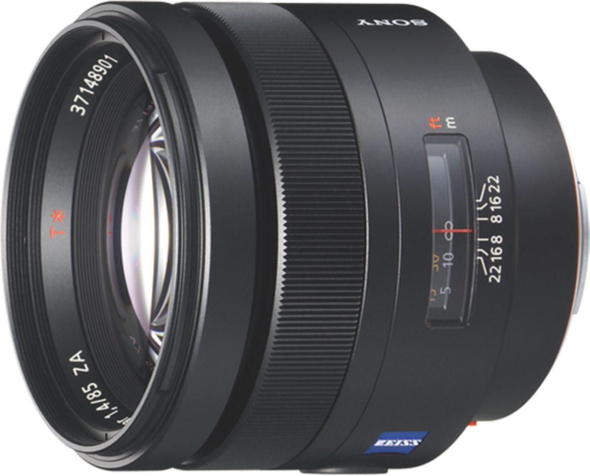 Sony Objektiv »Vollformat-Objektiv mit 85 mm Festbrennweite F1.4«