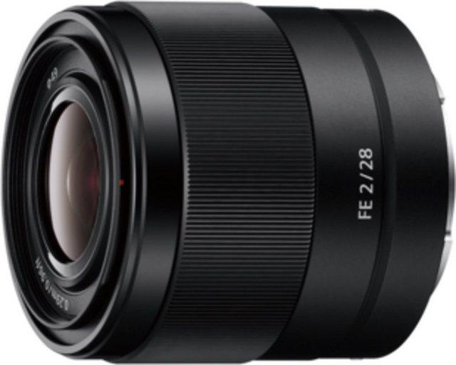 Objektive - Sony Objektiv »E Mount SEL28F20«  - Onlineshop OTTO
