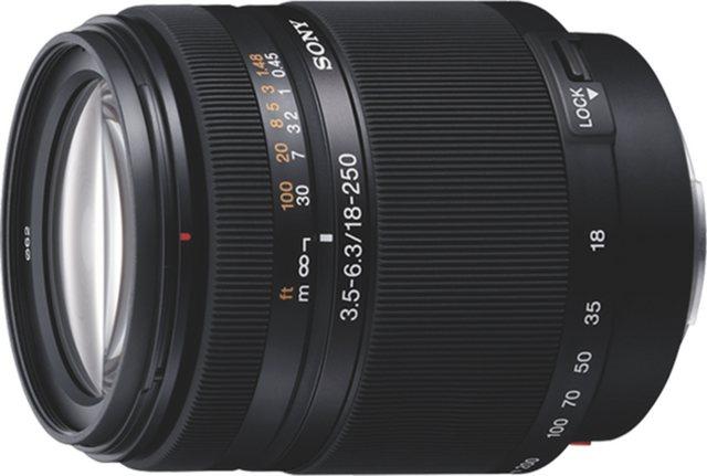 Objektive - Sony Objektiv »18250 A Objektiv für Digitalkameras«  - Onlineshop OTTO
