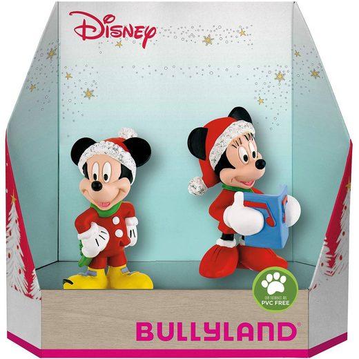 BULLYLAND Micky Weihnachten Geschenk-Set