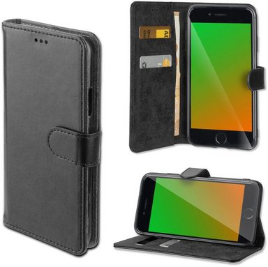 4smarts Handytasche »Premium Flip-Tasche URBAN iPhone 8/7/6s/6«