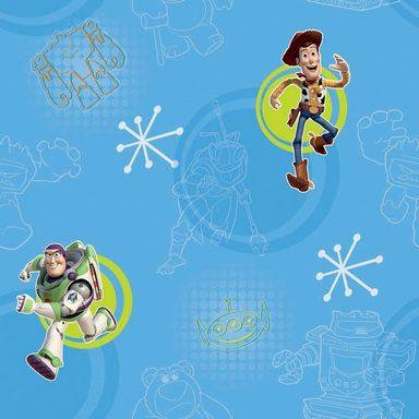 Papiertapete »Toy Story 3«, 1000 cm Länge