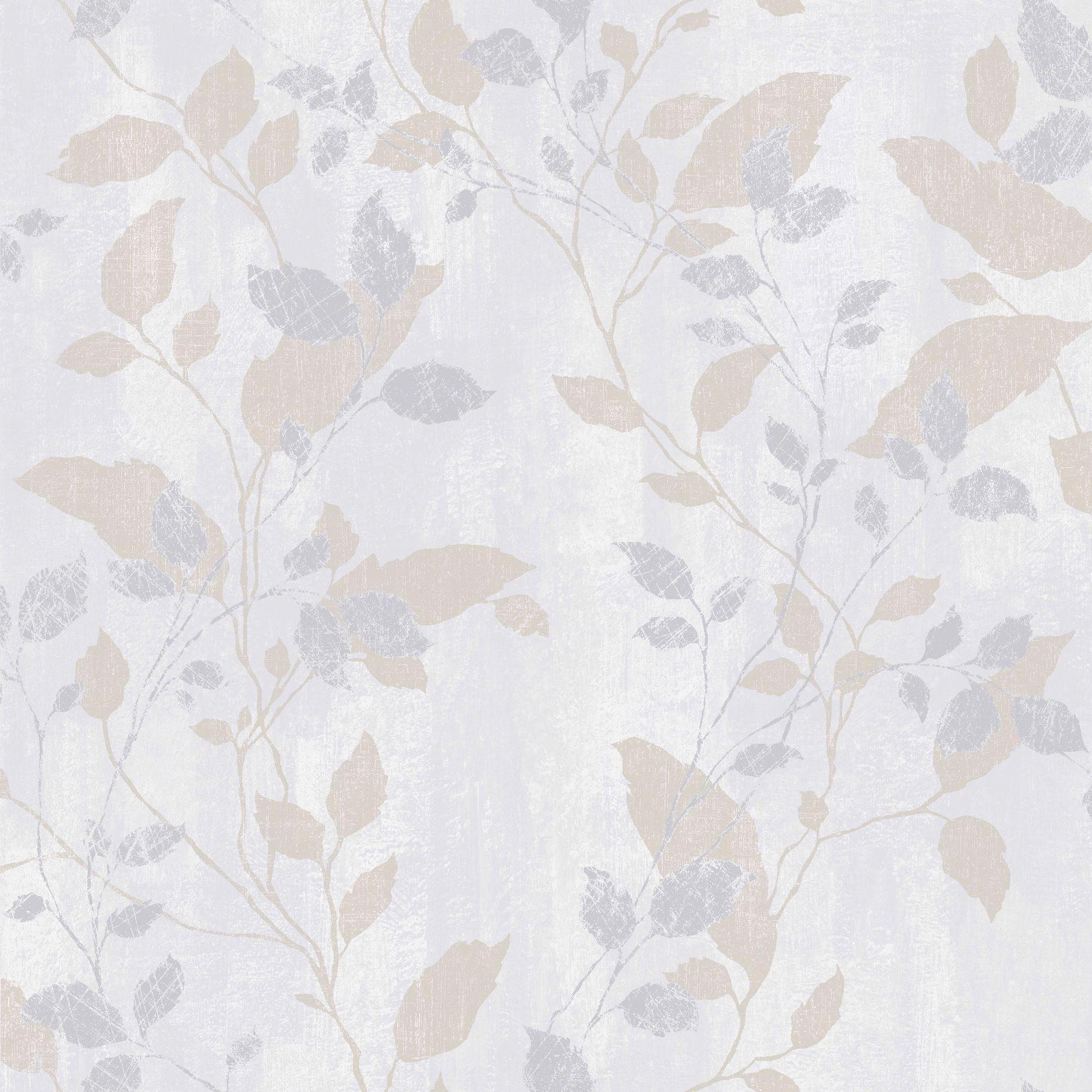GRAHAM & BROWN Vliestapete »Leaf«, 1000 cm Länge