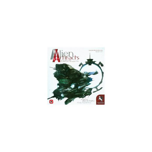 Pegasus Alien Arttifacts (Spiel)