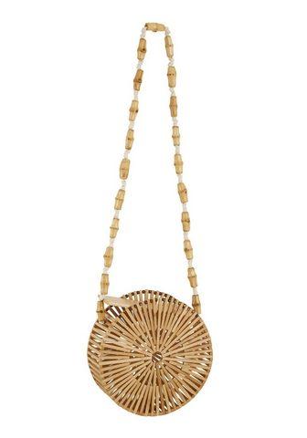 HEINE Krepšys iš Bambukas iš Bambukas