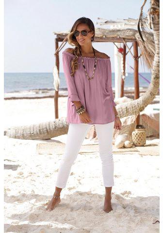 Пляжная блузка