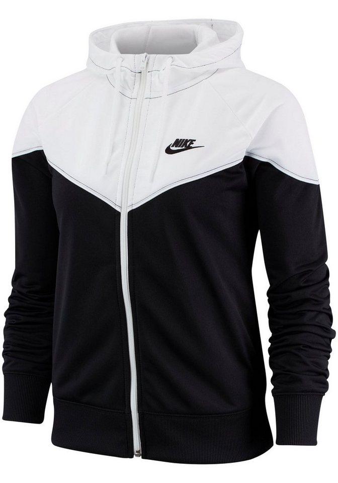 Nike Sportswear Kapuzensweatjacke »W NSW HRTG HOODIE FZ PK« online ... 1279b92628