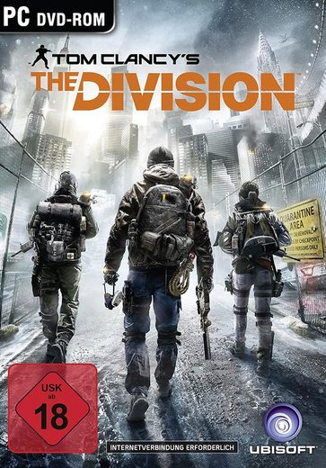 Tom Clancys The Division PC, Software Pyramide