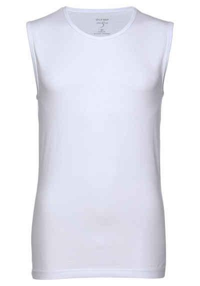 OLYMP T-Shirt »Level Five body fit« Rundhalsausschnitt, Ideal zum Unterziehen