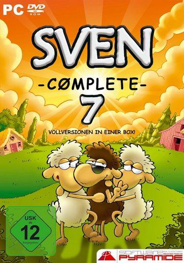 Sven Complete PC, Software Pyramide