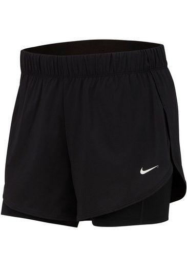 Nike Trainingsshorts »W NK FLX 2IN1 SHORT WOVEN«