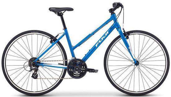 FUJI Bikes Fitnessbike »ABSOLUTE 2.1 ST«, 24 Gang Shimano Altus Schaltwerk, Kettenschaltung