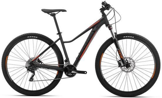 Orbea Mountainbike »MX ENT 20 - 27,5 / 29 Zoll«, 20 Gang Shimano XT SGS Shadow Direct Mount Schaltwerk, Kettenschaltung