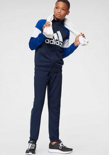 adidas Performance Trainingsanzug »YOUNGBOY TRACKSUIT BOS« (Set, 2 tlg)