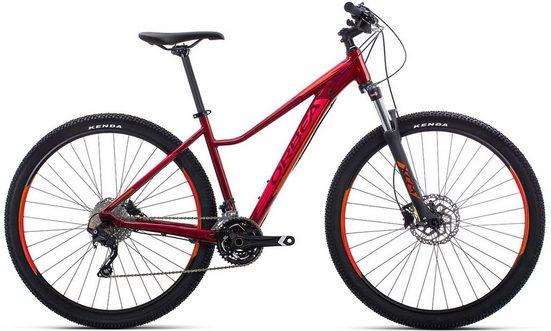 Orbea Mountainbike »MX ENT 30 - 27,5 / 29 Zoll«, 30 Gang Shimano Deore M6000 Schaltwerk, Kettenschaltung