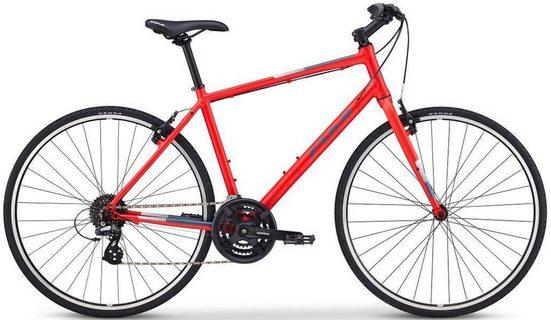 FUJI Bikes Fitnessbike »ABSOLUTE 2.1«, 24 Gang Shimano Altus Schaltwerk, Kettenschaltung
