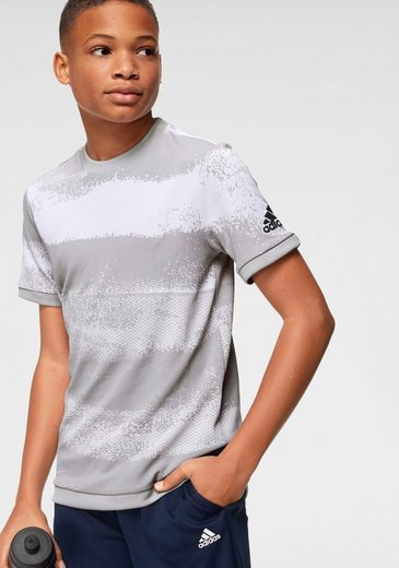 adidas Performance Funktionsshirt »YOUNG BOY TRAINING KNIT TEE«