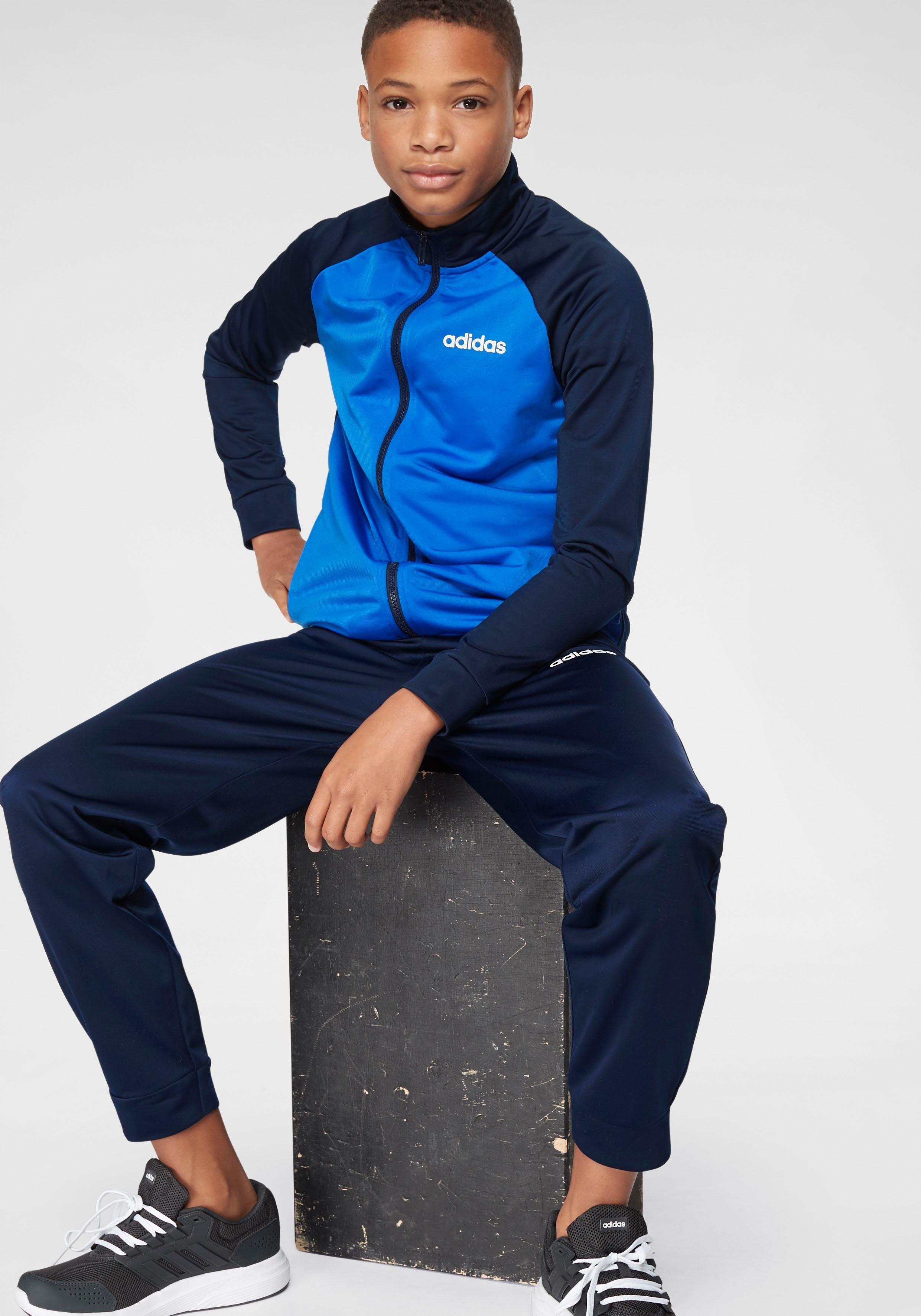 adidas Trainingsanzug »YOUNG BOY TRACKSUIT ENTRY« (Set, 2 tlg) online kaufen | OTTO