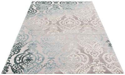 Teppich Bahar Merinos Rechteckig Hohe 12 Mm Vintage Hoch