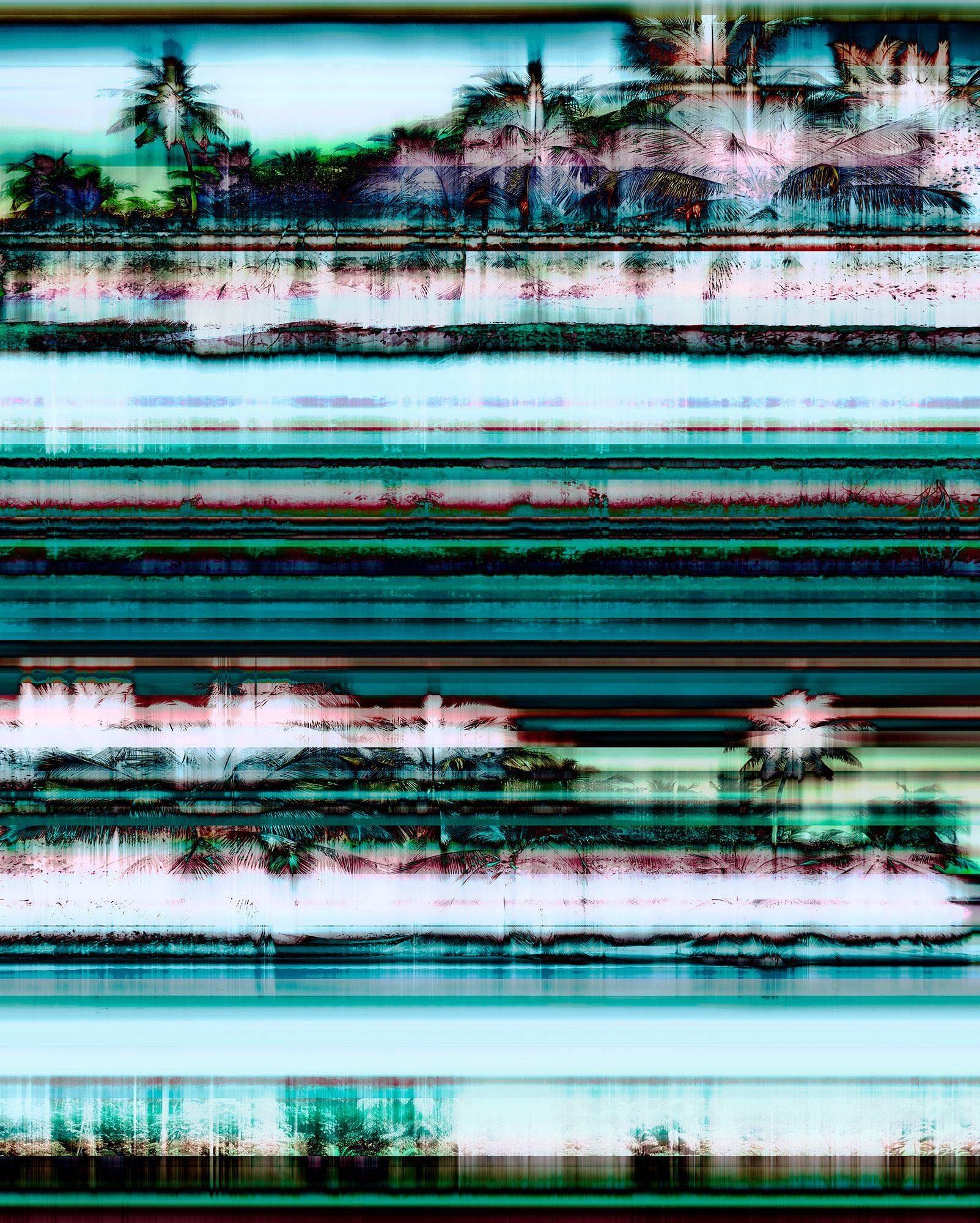 Komar Vlies Fototapete »Miami Radio«, 200/250 cm