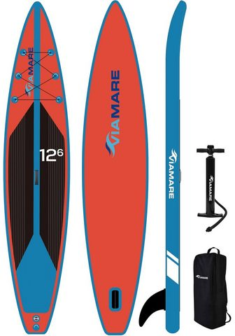 VIAMARE Inflatable SUP-Board »SUP Race spintel...