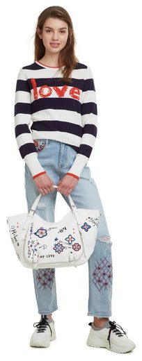 Shopper Rotterdam« Praktischer Mit »shibuya Einteilung Desigual pZOwFqZ