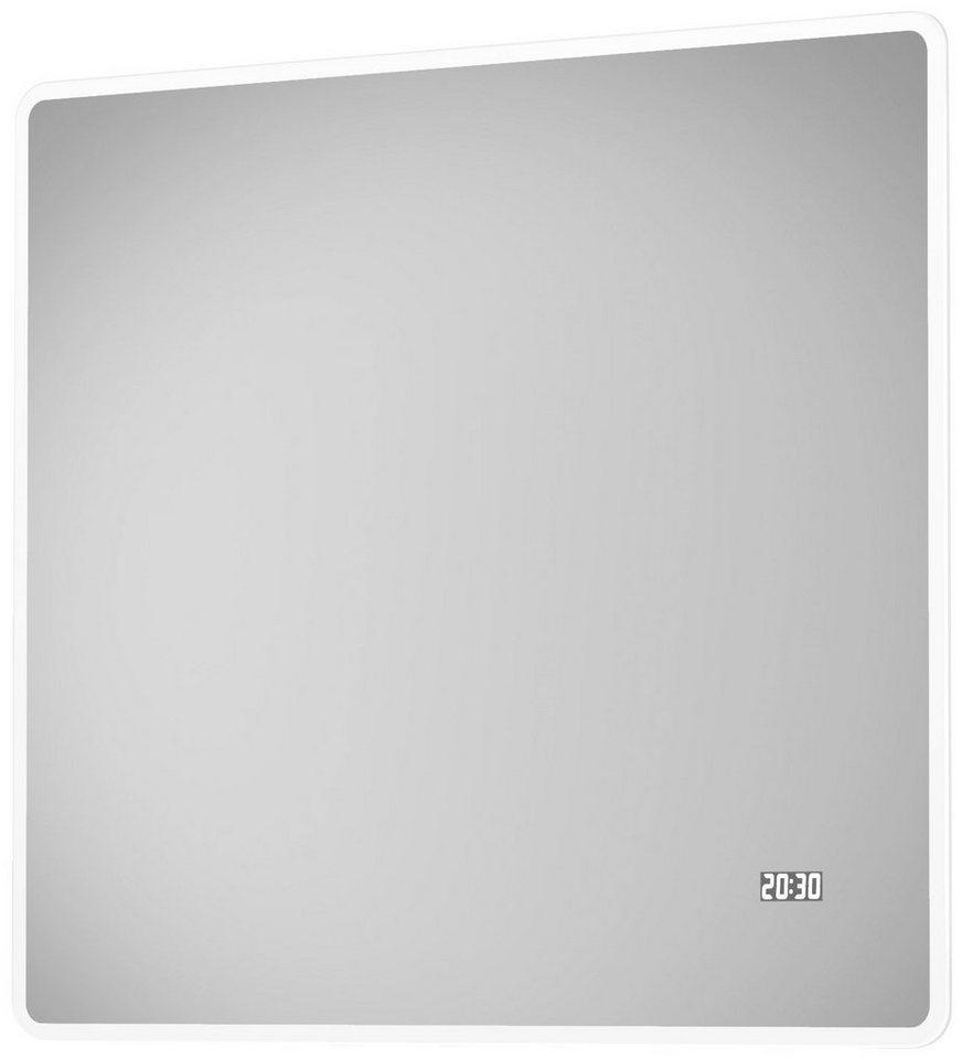 badspiegel sun mit led licht 80 x 70 cm kaufen otto. Black Bedroom Furniture Sets. Home Design Ideas