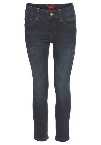s.Oliver RED LABEL Junior Slim-fit-Jeans Slim FIT für schlankere Jungen 412c2457ae