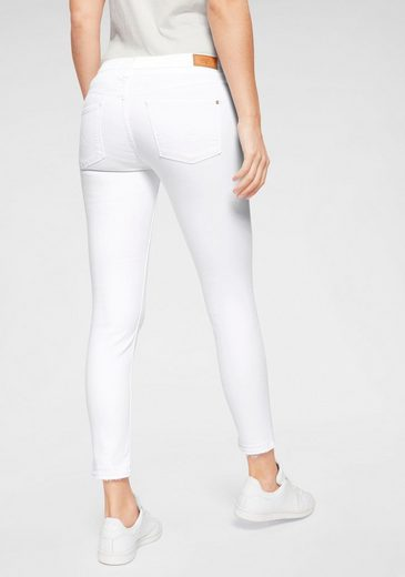 Le Temps Des Cerises Skinny-fit-Jeans »POWERC« mit besonderer 3-Faser-Technologie