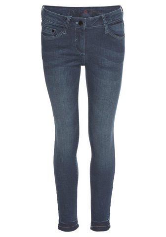 Узкие джинсы »SKINNY SURI«...