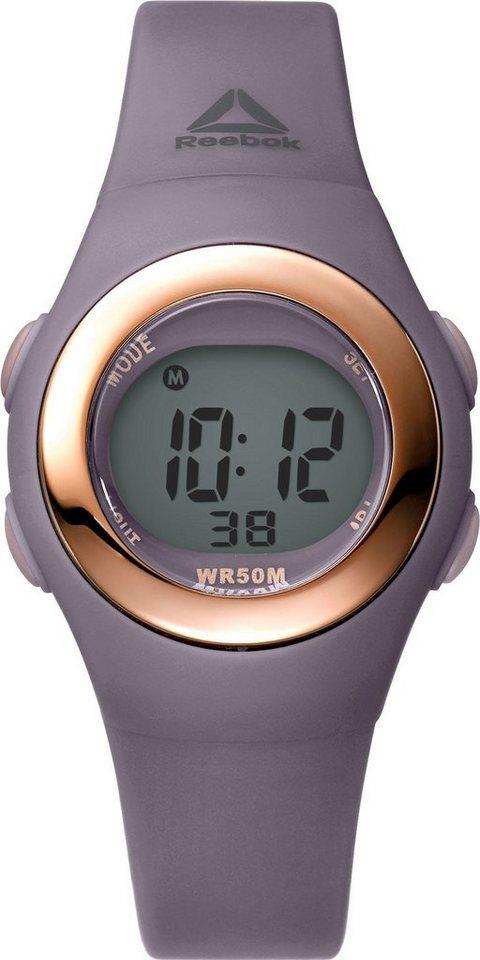 Reebok Chronograph »Vive, RD-VIV-L9-PEPE-E3« | Uhren > Chronographen | Braun | Reebok