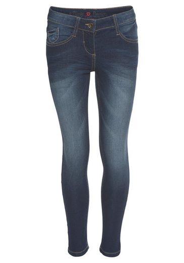 s.Oliver Junior 5-Pocket-Jeans »SKINNY SURI«