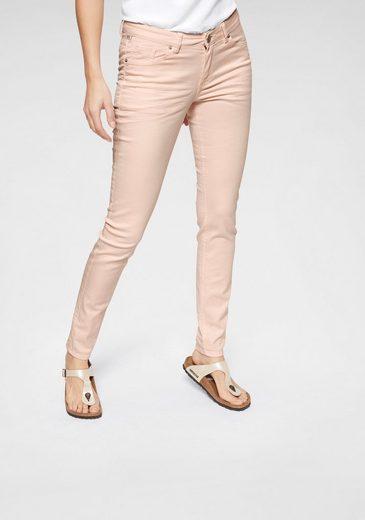 Q/S designed by Slim-fit-Jeans »Sadie« trendiger Colored Denim