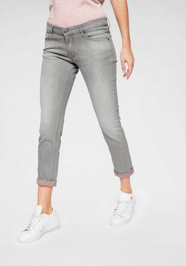 Rosafarbener Regular Mit fit Zhrill Innenseite »charly« jeans RAwXxFHq