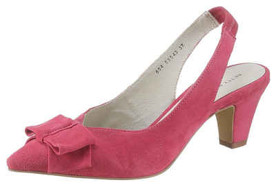 Betty Barclay Shoes Slingpumps mit eleganter Zierschleife