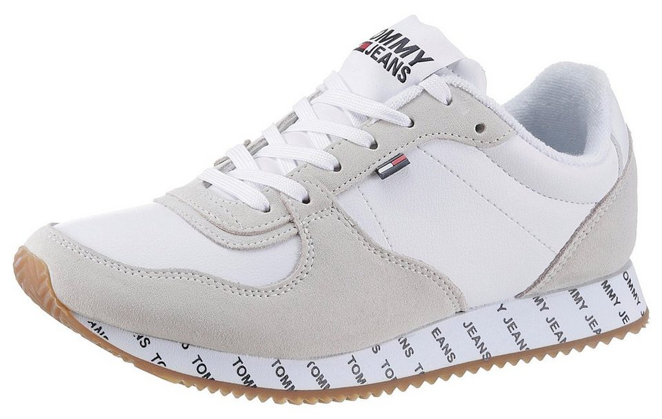 779cd46c6adc75 TOMMY JEANS »WOMENS STEVIE« Sneaker mit gepolstertem Schaftrand ...