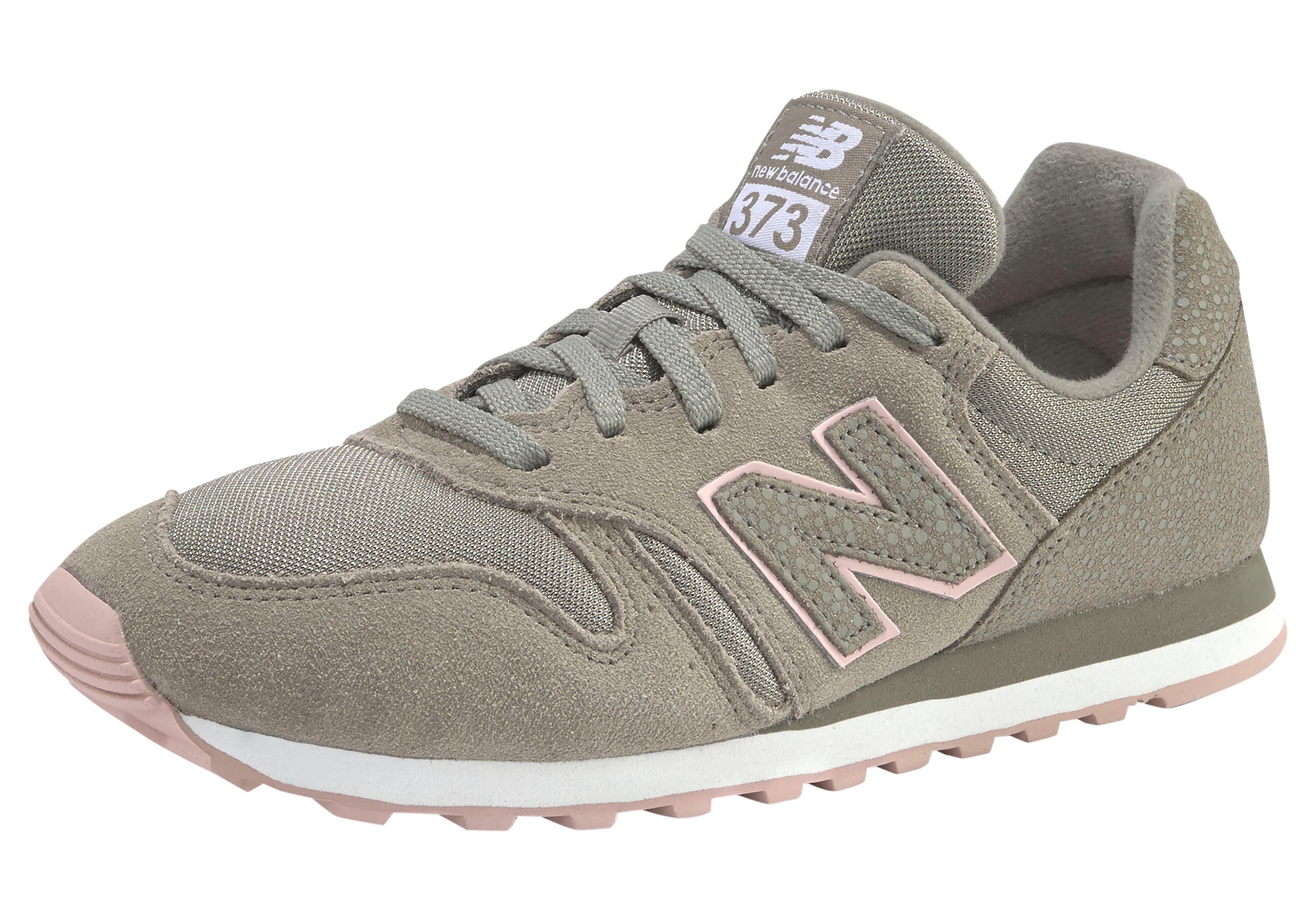 New Balance »WL 373« Sneaker, Obermaterialmix aus Leder und atmungsaktivem Mesh online kaufen | OTTO