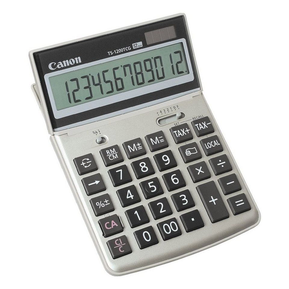 Canon Tischrechner »TS-1200TCG«