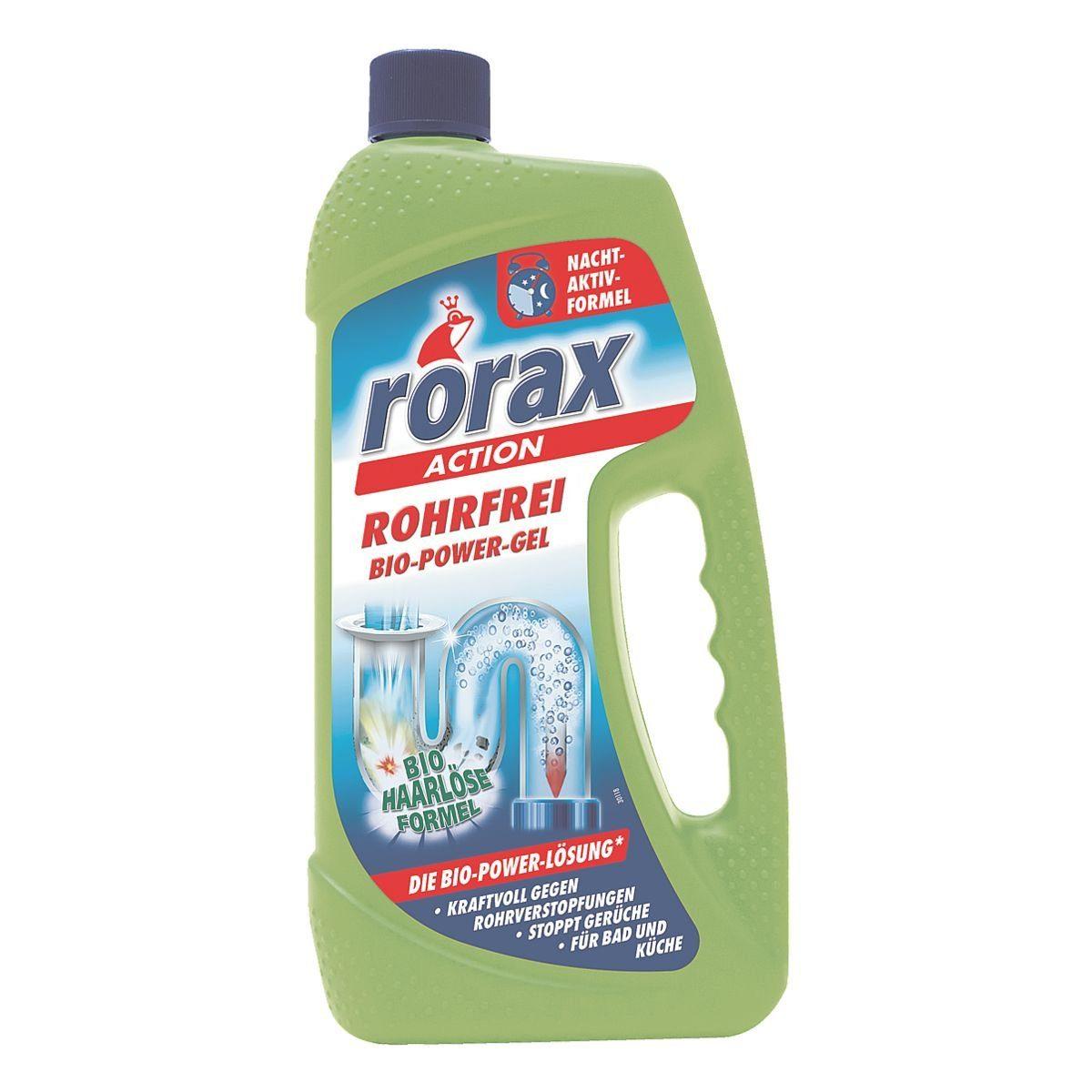Abflussreiniger »Rorax Bio-Power-Gel«