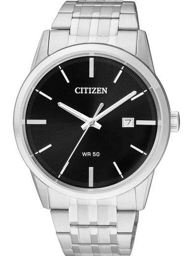 Citizen Quarzuhr »BI5000-52E«, Herren Quarz Armbanduhr