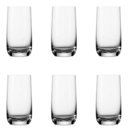 Stölzle Wasser- oder Saftglas 6-er Set »Weinland«