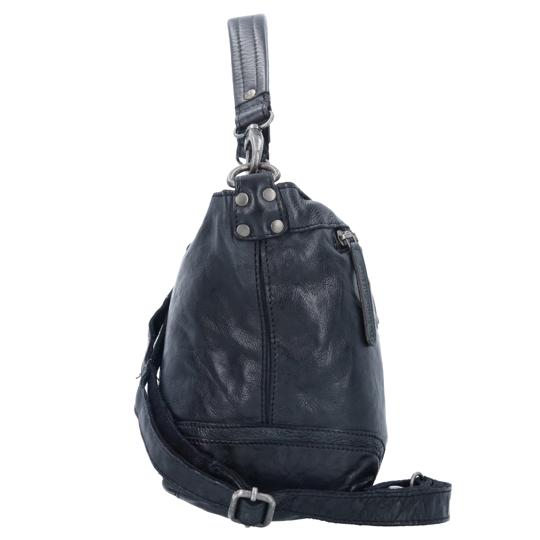 Leder Lisa Chesterfield Cm Handtasche The 22 Brand Iz6wgxqF