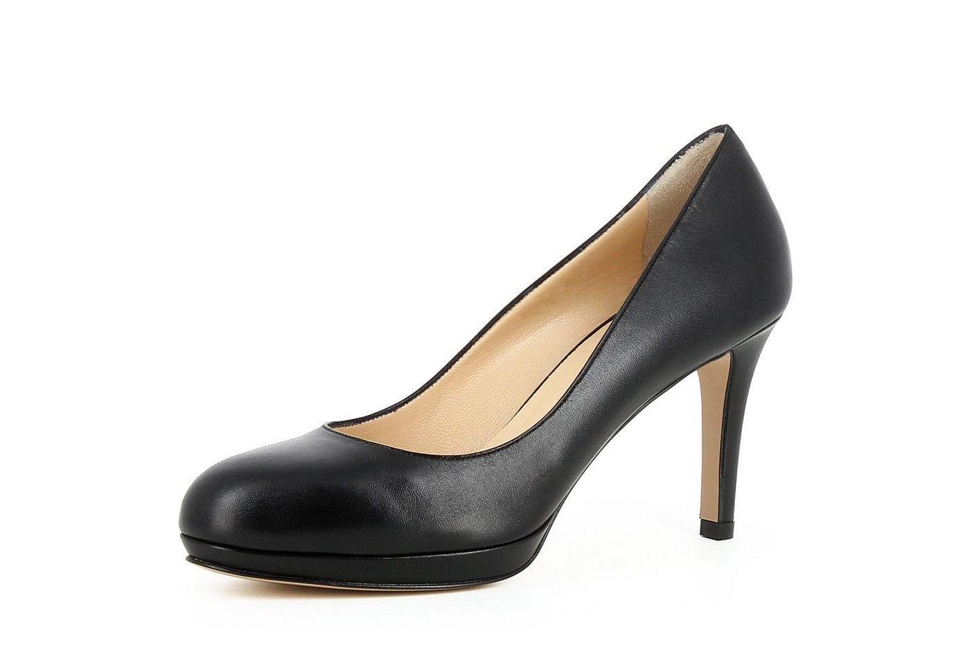 Evita »BIANCA« Plateaupumps | Schuhe > Pumps > Plateaupumps | Schwarz | Evita