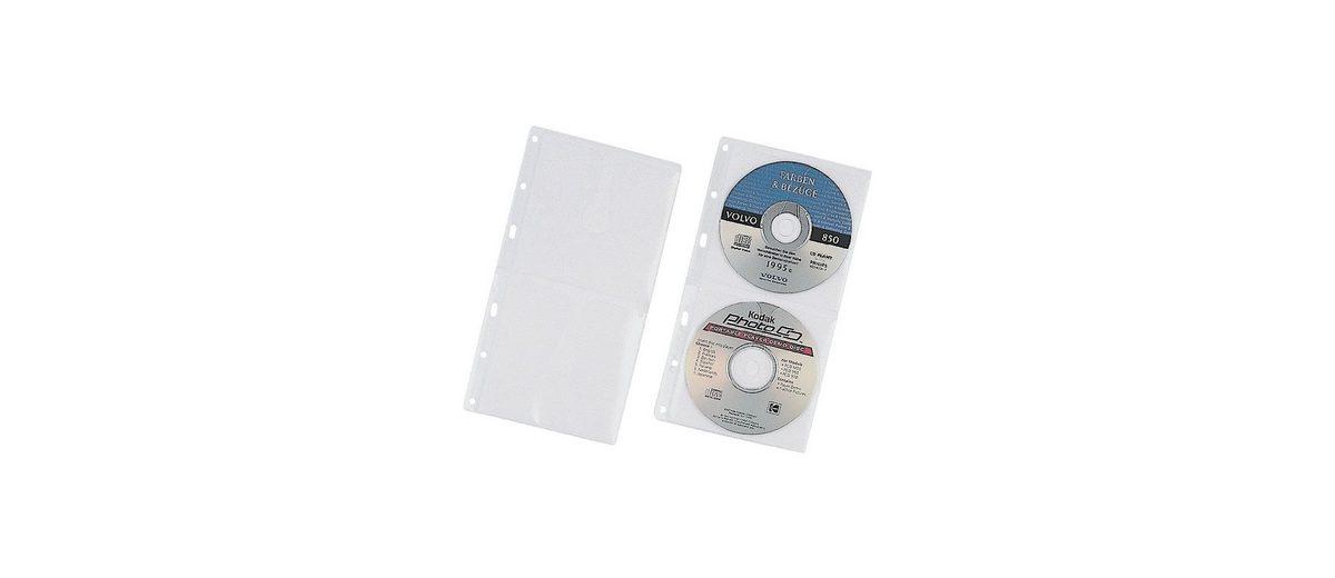 Durable CD/DVD/Blu-ray-Doppelhüllen