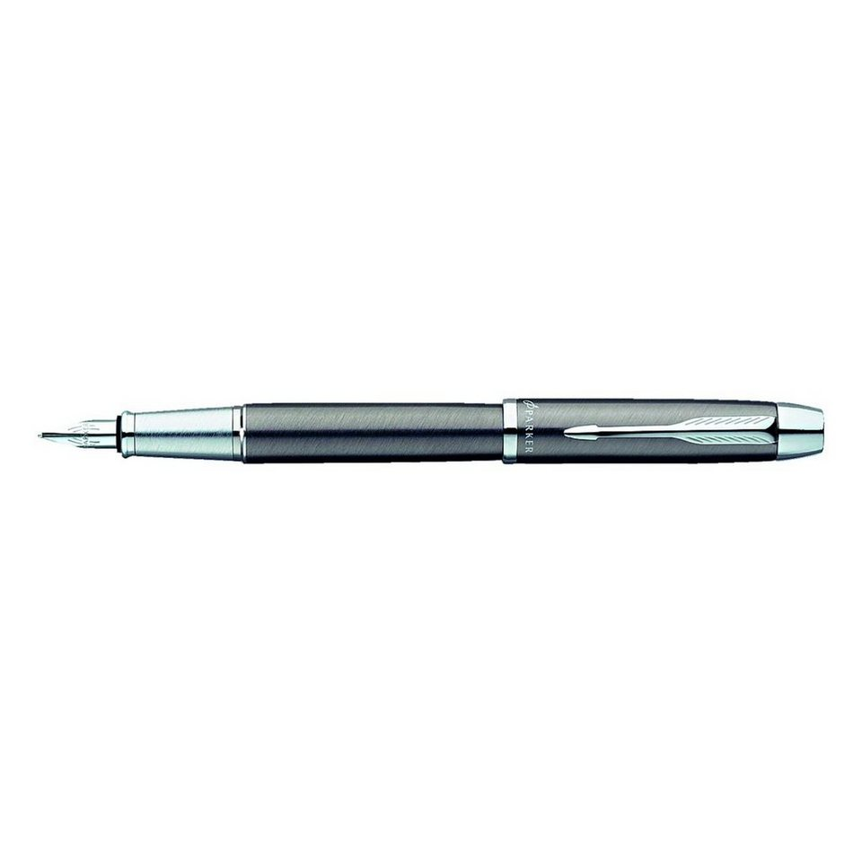 Parker Füller »I.M.« in grau