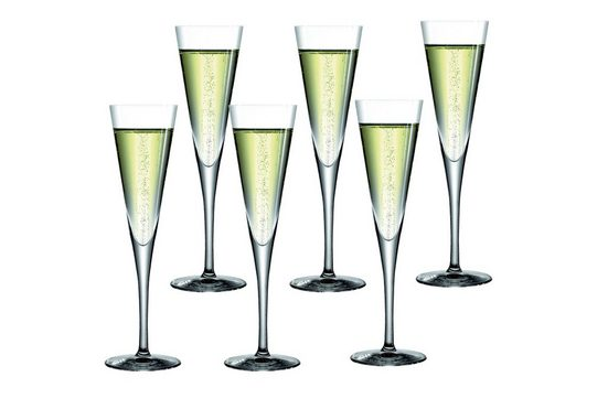 Stölzle Champagnerkelch 6er-Set »Sparkling & Water«