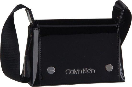 Umhängetasche Sml Crossbody« Calvin Klein »snap Flap 5qwzzPp