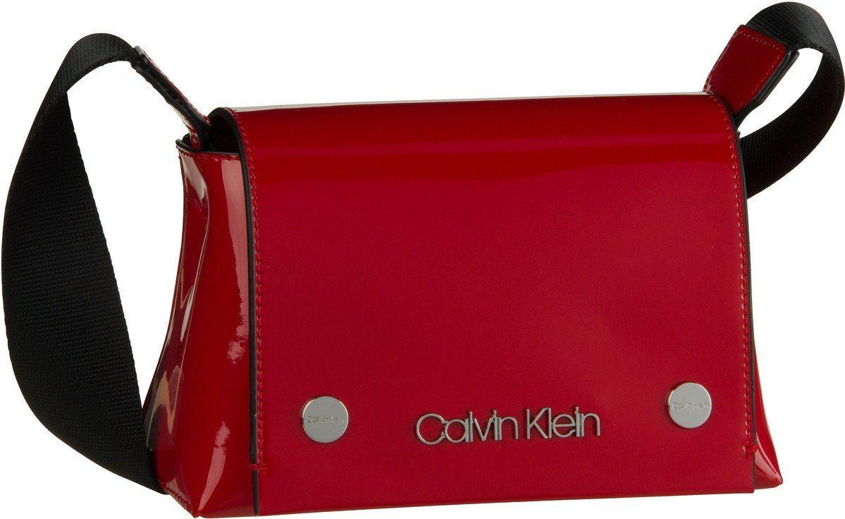 Damen Calvin Klein Umhängetasche Snap SML Flap Crossbody    08719115342821