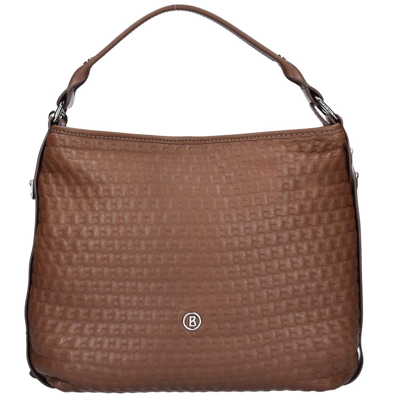 Bogner Soho Baby Aisha Shopper Tasche Leder 35 cm